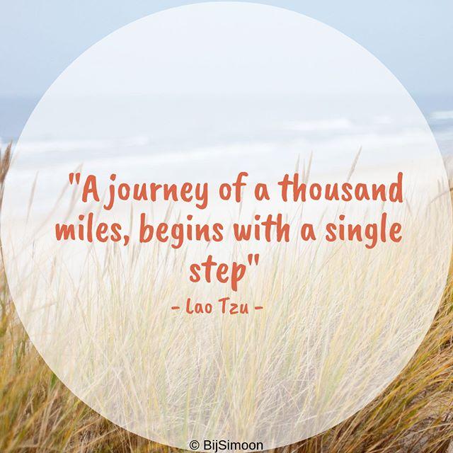 A journey of a thousand miles begins with a single step!⠀⠀⠀⠀⠀⠀⠀⠀⠀ ⠀⠀⠀⠀⠀⠀⠀⠀⠀ Als je iedere dag 1 ding wel doet, heb je na 21 dagen een nieuwe gewoonte.⠀⠀⠀⠀⠀⠀⠀⠀⠀ Doe met mij mee en zet een eerste stap in het creëren van een leven waar jij voldoening uit haalt.⠀⠀⠀⠀⠀⠀⠀⠀⠀ ⠀⠀⠀⠀⠀⠀⠀⠀⠀ In mijn business als coach spreek ik veel mensen die dingen willen veranderen. Ze zijn niet tevreden met hoe hun leven nu verloopt. Soms weten ze wat ze willen, soms ook niet. Afgelopen week sprak ik een moeder, die heel goed wist wat zij wel wilde. Toch zette ze de stap niet. Bij het zien van haar droom, voelde ze direct ook een zware last. Als ik daarheen wil, dan moet dat, en dat, en dat, en oja, ook nog dat, ook veranderen. ARGGHHH. Wat gebeurde er? Het wordt direct zo'n DING. Een heel groot en onbereikbaar ding! Een ding waar je ontzettend tegenop ziet.⠀⠀⠀⠀⠀⠀⠀⠀⠀ ⠀⠀⠀⠀⠀⠀⠀⠀⠀ Wat kun je vandaag doen?⠀⠀⠀⠀⠀⠀⠀⠀⠀ Begin in kleine stappen. Ieder stapje dat je zet is er weer één.⠀⠀⠀⠀⠀⠀⠀⠀⠀ Wil je iets veranderen in je leven?⠀⠀⠀⠀⠀⠀⠀⠀⠀ Vind je het prettig om dat samen te doen met anderen?⠀⠀⠀⠀⠀⠀⠀⠀⠀ Zodat we elkaar kunnen inspireren en motiveren?⠀⠀⠀⠀⠀⠀⠀⠀⠀ Doe dan mee!⠀⠀⠀⠀⠀⠀⠀⠀⠀ #Gratis.⠀⠀⠀⠀⠀⠀⠀⠀⠀ #Omdathetkan.⠀⠀⠀⠀⠀⠀⠀⠀⠀ #Samenstajesterkerdanalleen⠀⠀⠀⠀⠀⠀⠀⠀⠀ ⠀⠀⠀⠀⠀⠀⠀⠀⠀ Meld je nu aan via het account: smallstepforward⠀⠀⠀⠀⠀⠀⠀⠀⠀ We starten a.s. maandag! Je kunt je tot zondagavond aanmelden.⠀⠀⠀⠀⠀⠀⠀⠀⠀ Super leuk als je meedoet ❣⠀⠀⠀⠀⠀⠀⠀⠀⠀ ⠀⠀⠀⠀⠀⠀⠀⠀⠀ En nodig vooral anderen uit om mee te doen 👇, hoe meer zielen hoe meer vreugde 😁