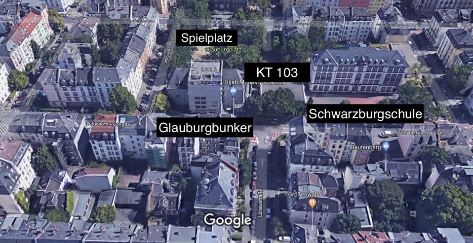Quelle: Google Maps - bearbeitet