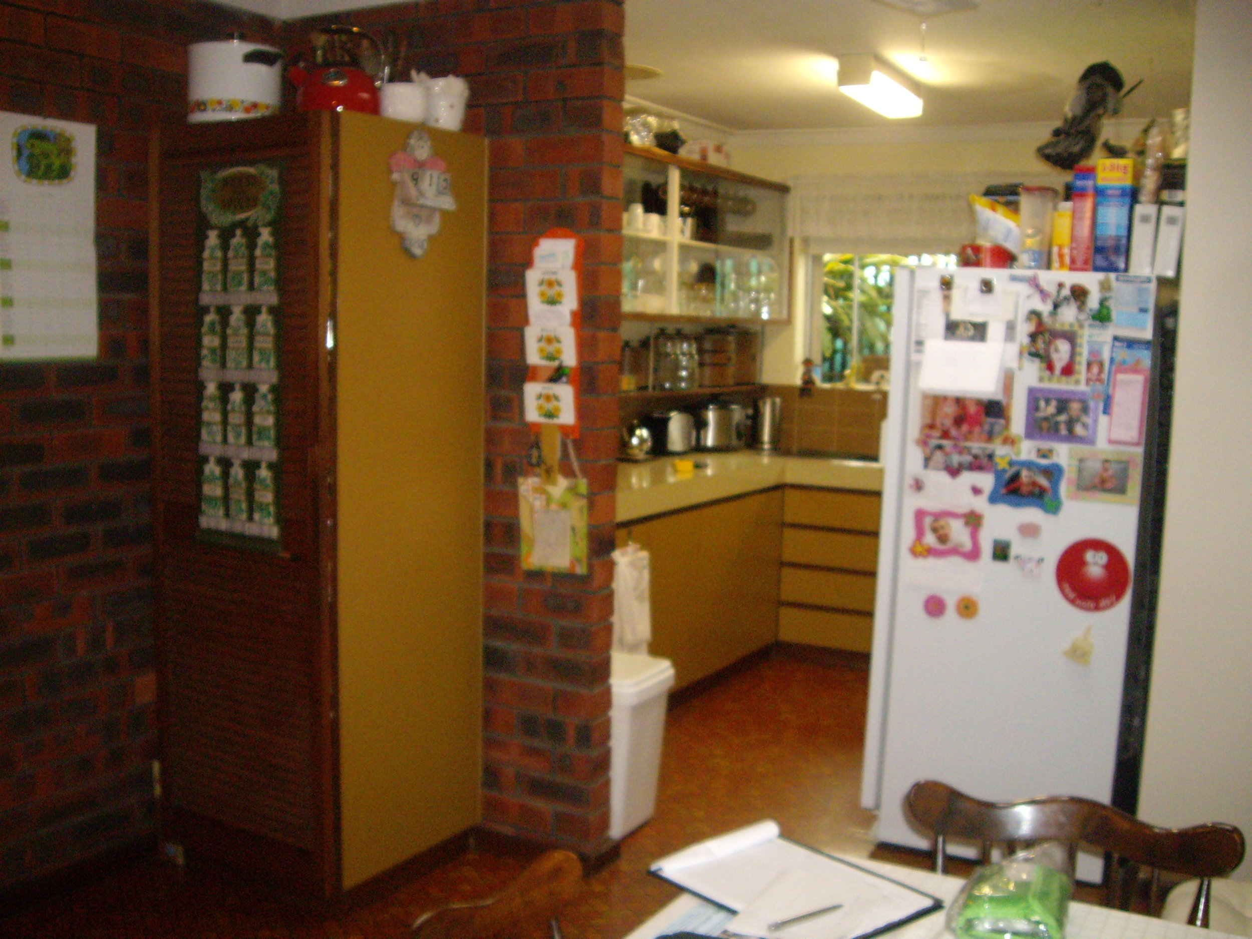 Before Renovation with QN Designs