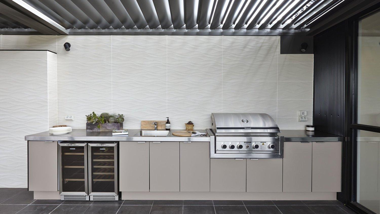 Perth Alfresco Outdoor Kitchen Renovation Kitchen Renovation Showroom Qn Designs