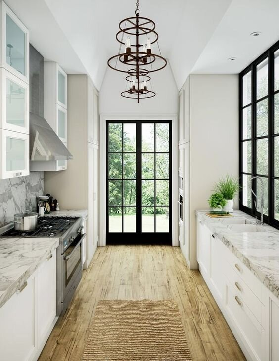Kitchen Layouts Pros And Cons Galley Kitchen Kitchen Renovation Showroom Qn Designs
