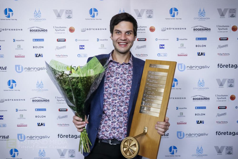 årets stödhjul 2017 - Jimmy Öberg, Däckcenter