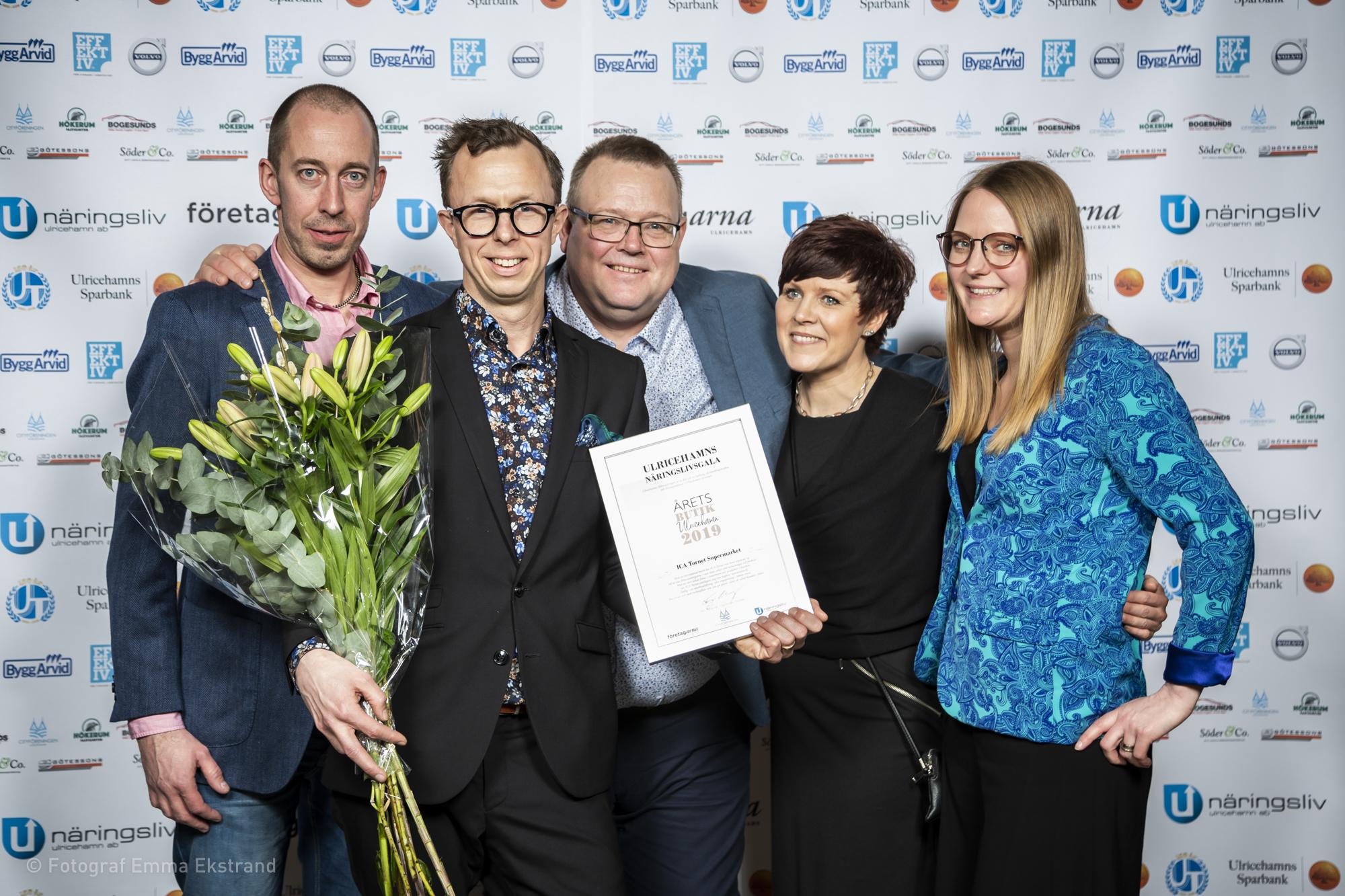 Årets Butik 2019 - ICA Tornet Supermarket