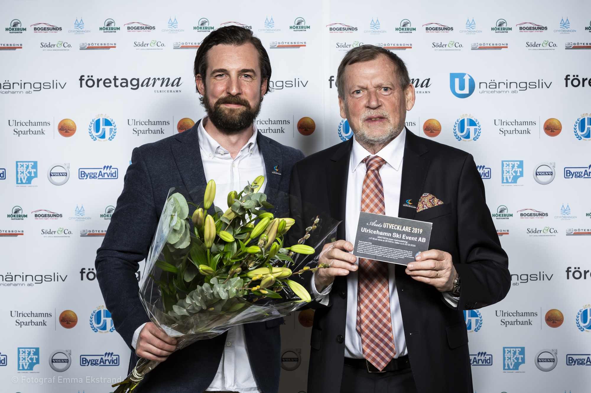 Årets Utvecklare 2019 - Ulricehamn Ski Event AB
