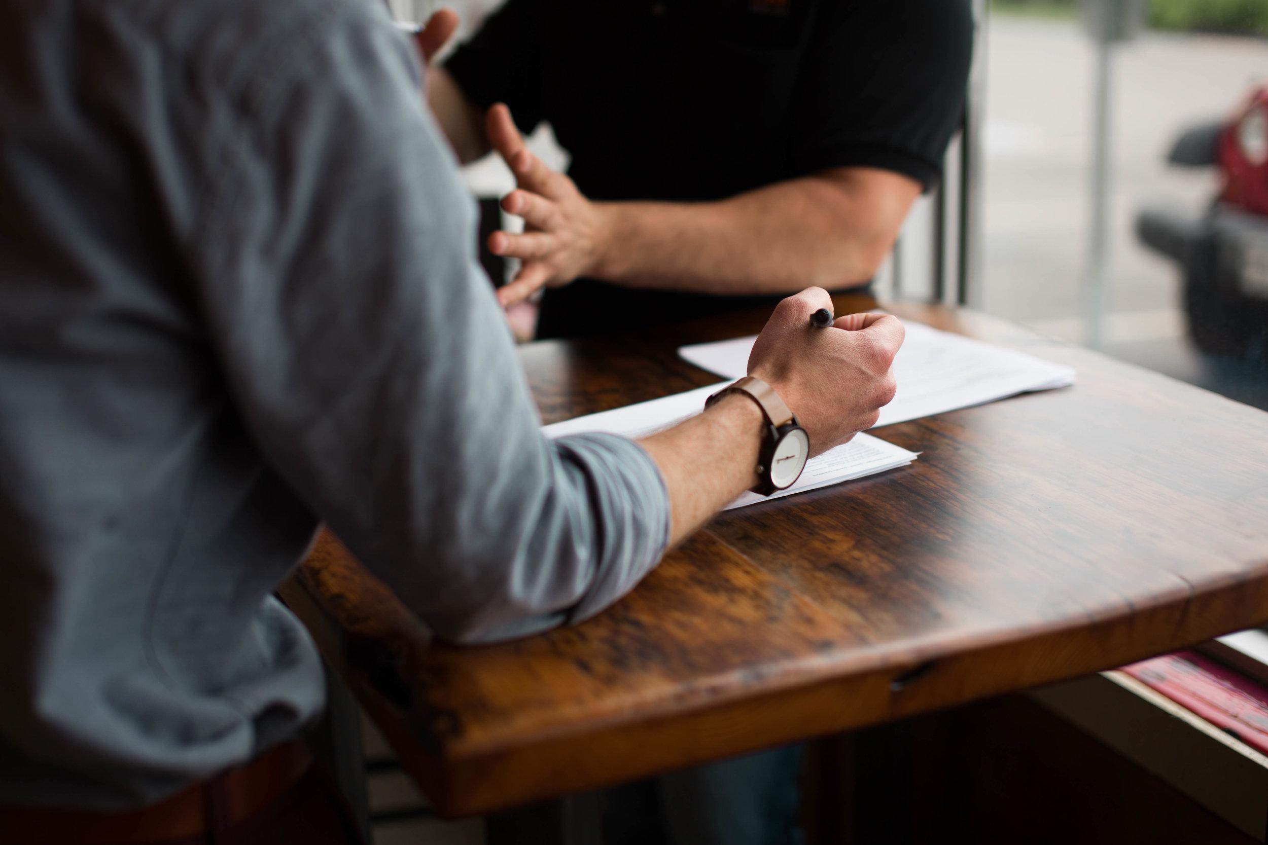Rådgiving - Har du en utfordring? Vi tilbyr rådgiving innen faget, og kan hjelpe deg på kort tid.