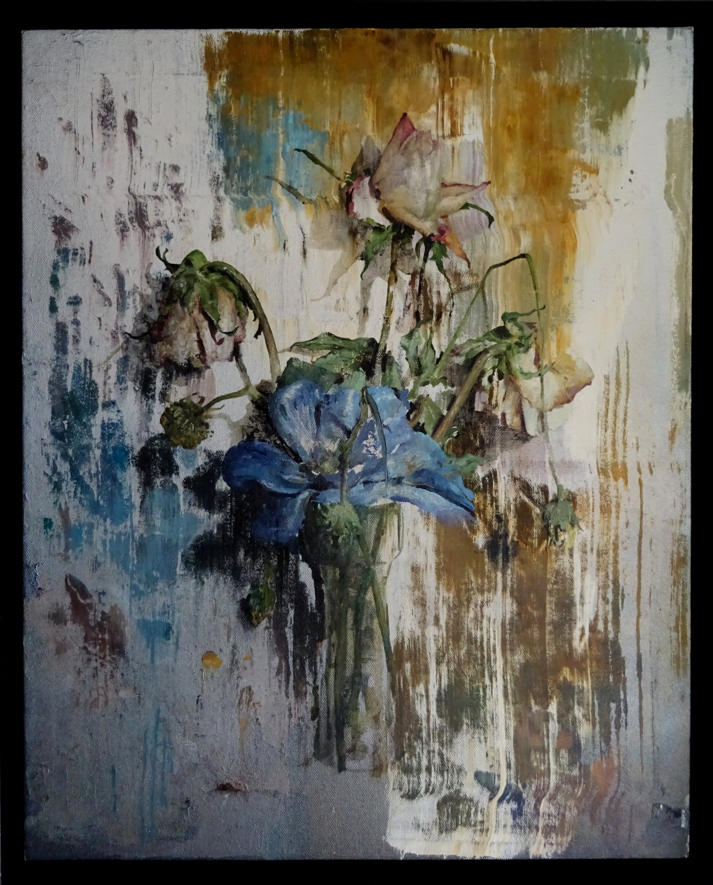 Flowers | 50 x 40cm