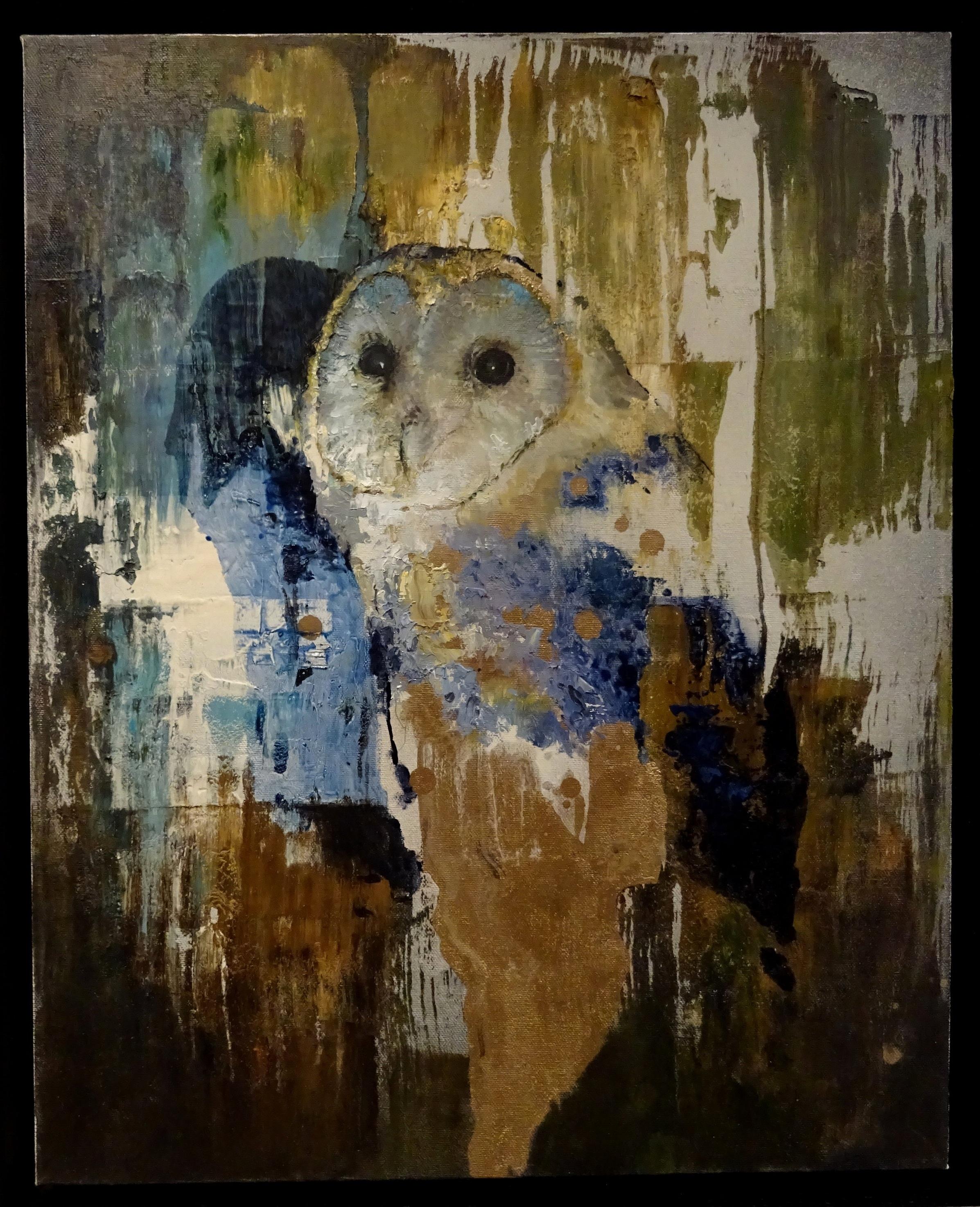 Owl | 50 x 40cm