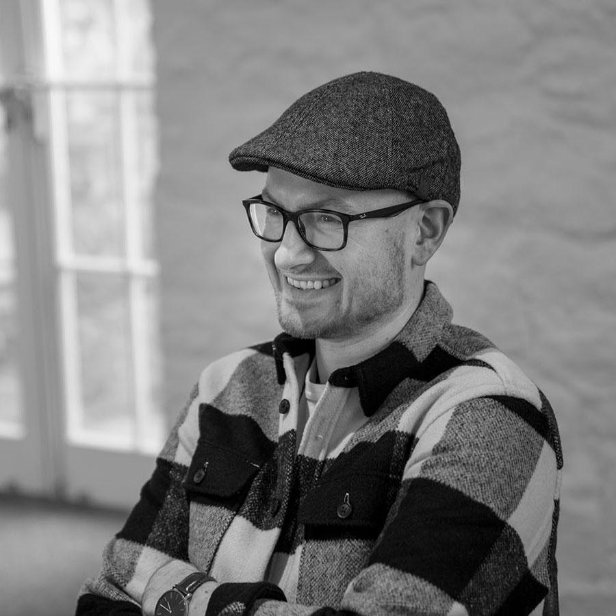 Toby Trueman - Creative Director