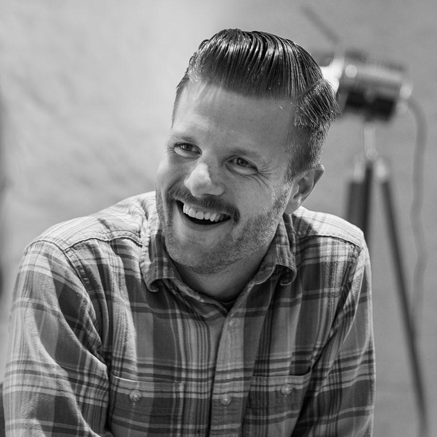 Graham Pritz-Bennett - Producer Director