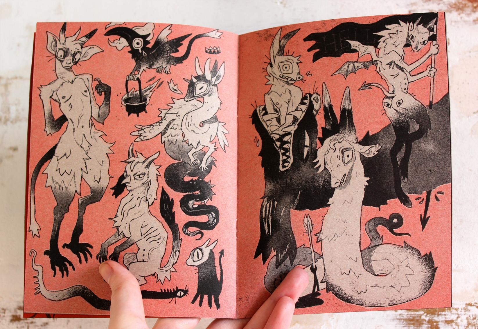 'Infernal' by Eli Spencer & Sophie Robin