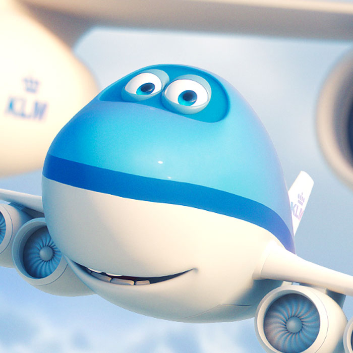 KLM _video, strategy