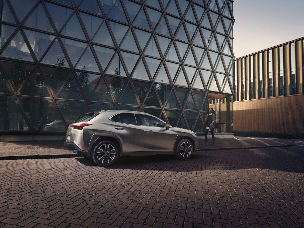 El nuevo Lexus UX