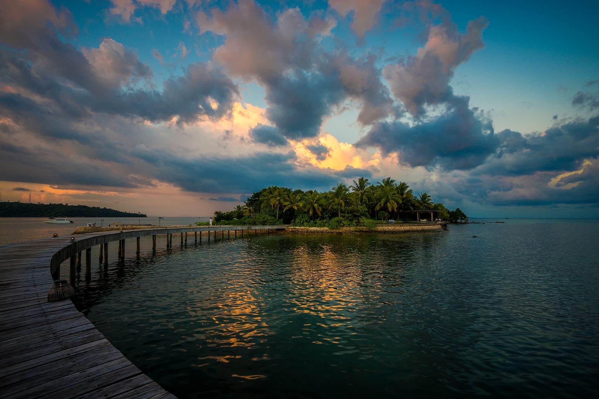 Isla de Kohn Rong