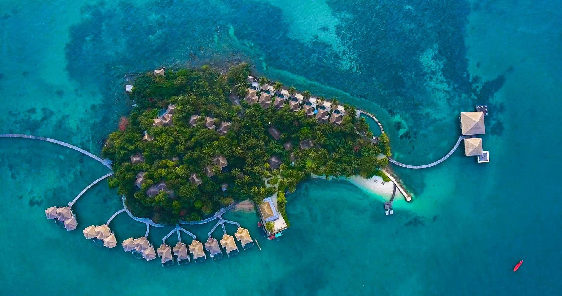 Song Saa Resort - Archipiélago de Koh Rong