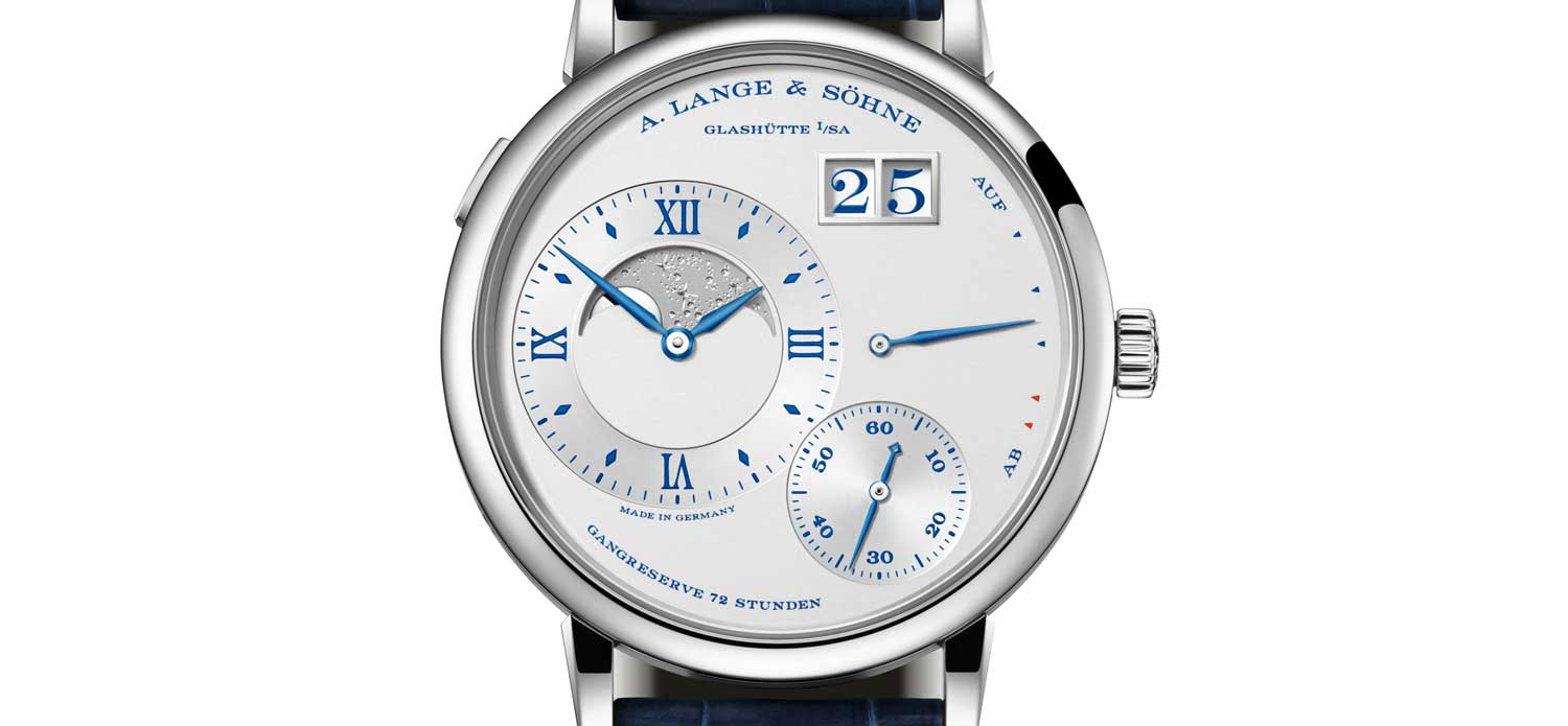"A. Lange & Söhne Grand Lange 1 Moon Phase ""25th Anniversary"""