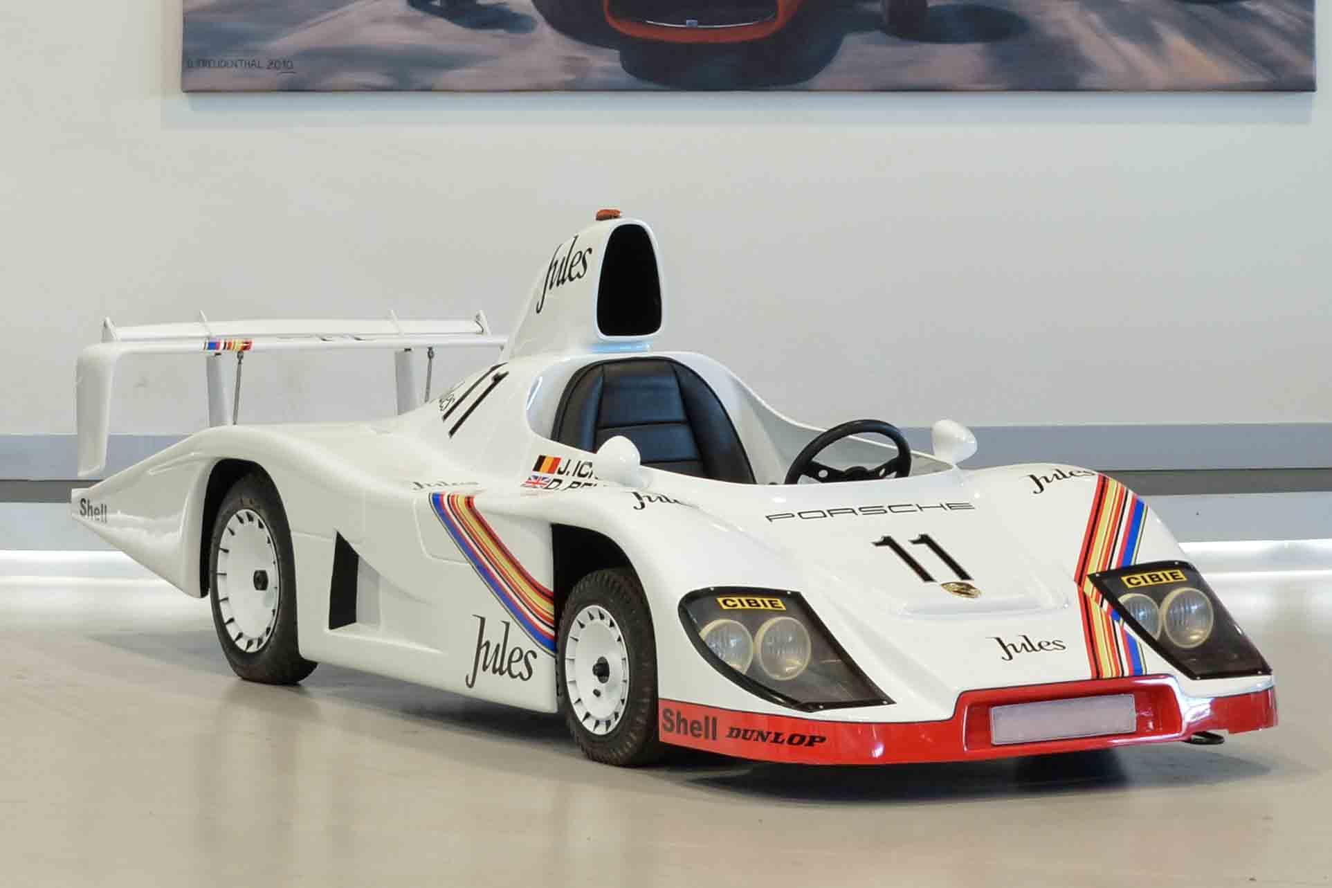 Half Scale Cars -