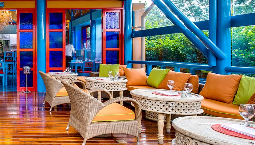 Restaurante Asia Luna
