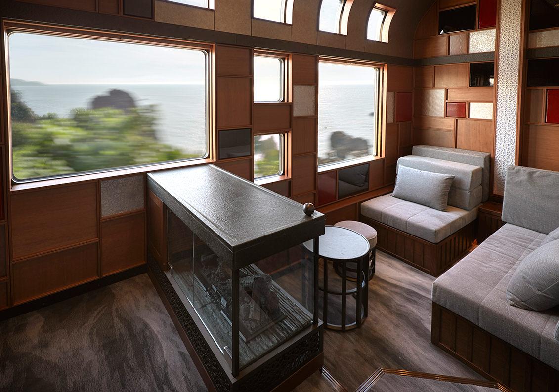 Una suite con chimenea
