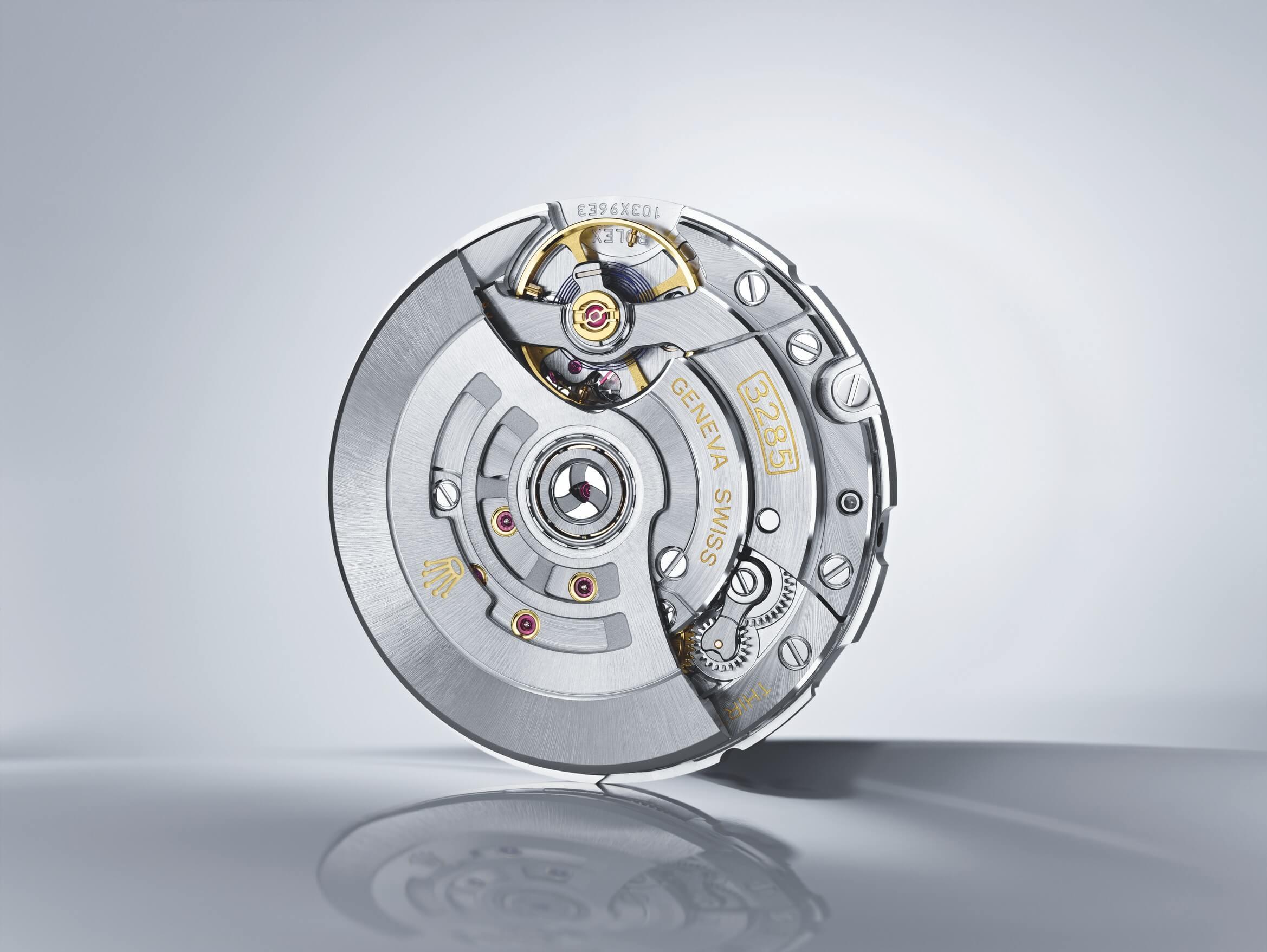 Rolex Calibre 3285