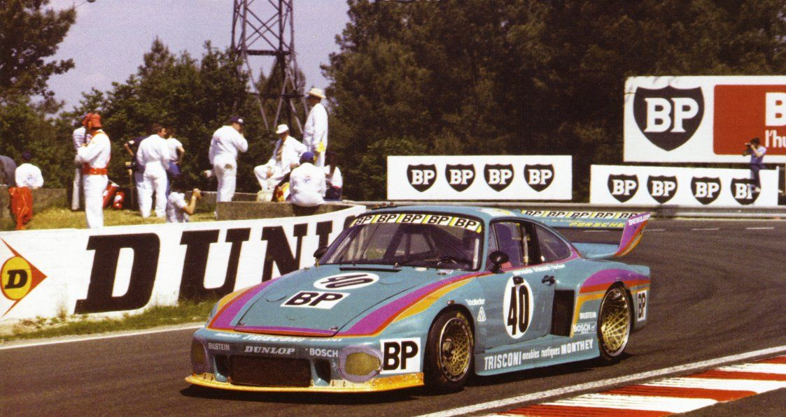 Porsche 935T Ferrier/Servarin/Trisconi