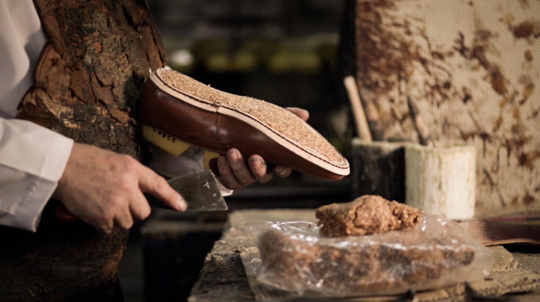 Elaboración artesanal del calzado