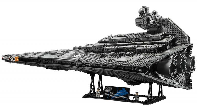LEGO Star Wars Imperial Star Destroyer