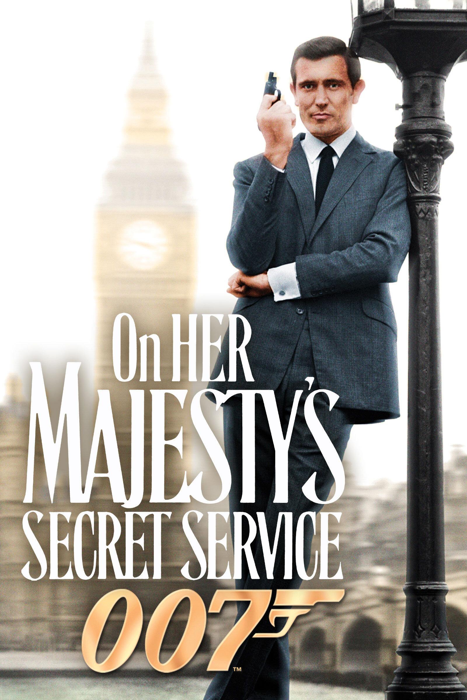 George Lazenby al Servicio Secreto de su Majestad