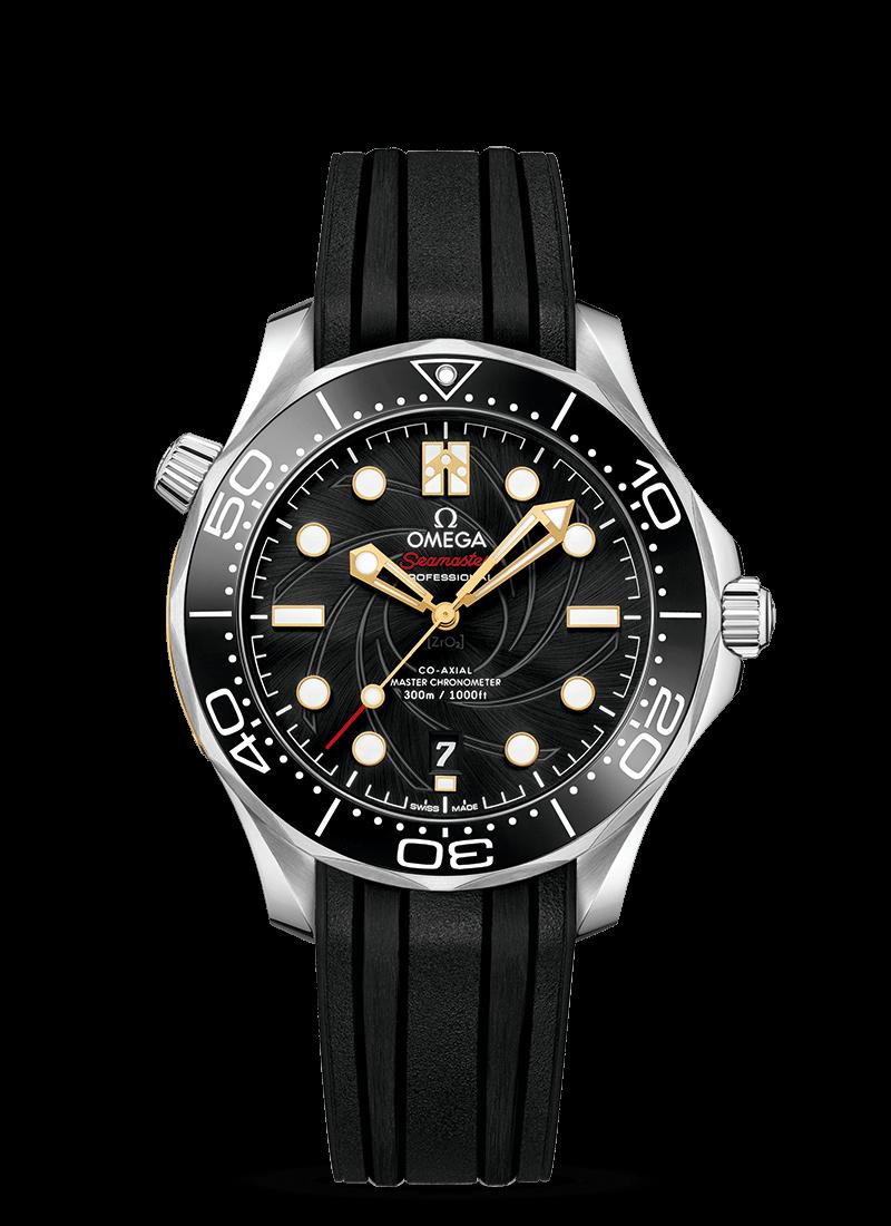 Omega Seamaster Diver 300M James Bond Edición Limitada.