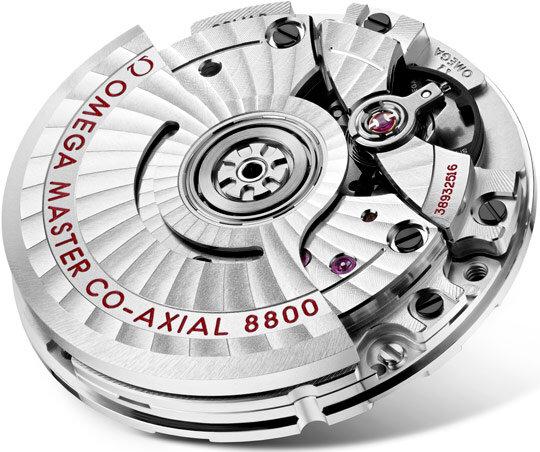 Calibre Omega OCaxial 8800