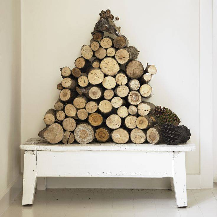 Natural Eco-Friendly Christmas Decor