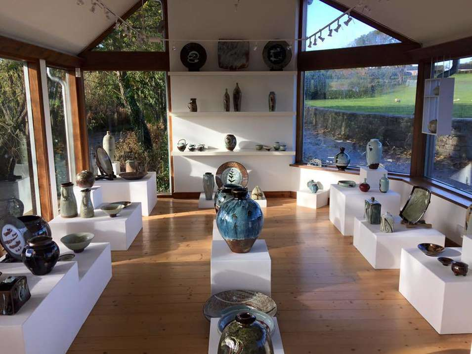 Brookhouse Pottery & Malthouse Gallery