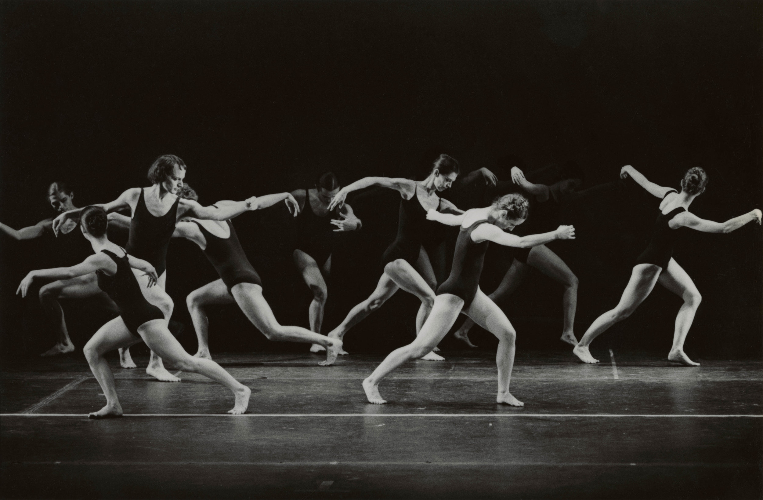 Grapes and Stones  (1975)  Photo Credit:  Lois Greenfield