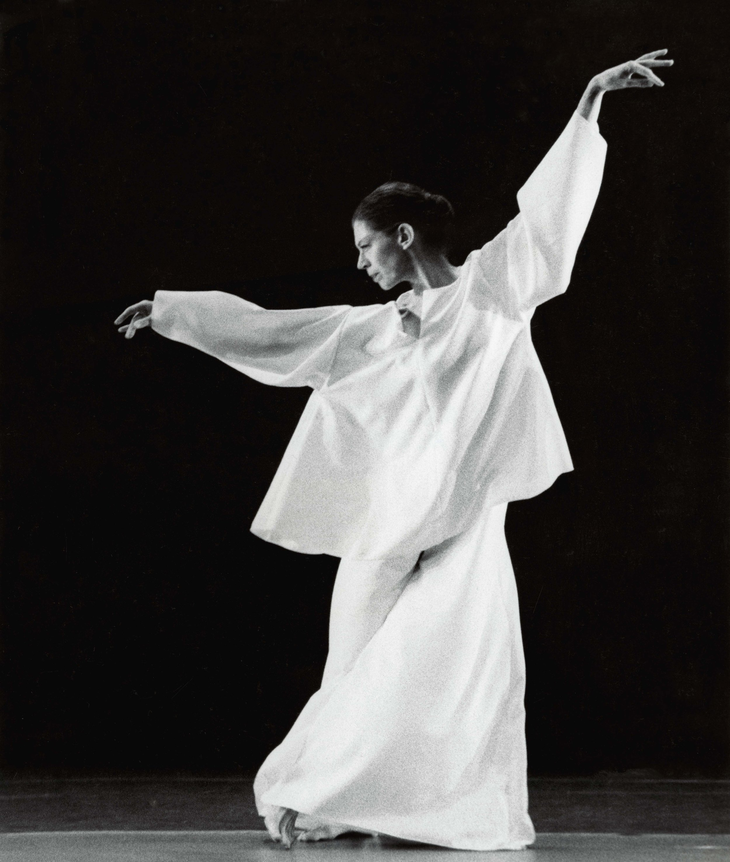 Ptarmigan Wall (1977)  Photo: Lois Greenfield