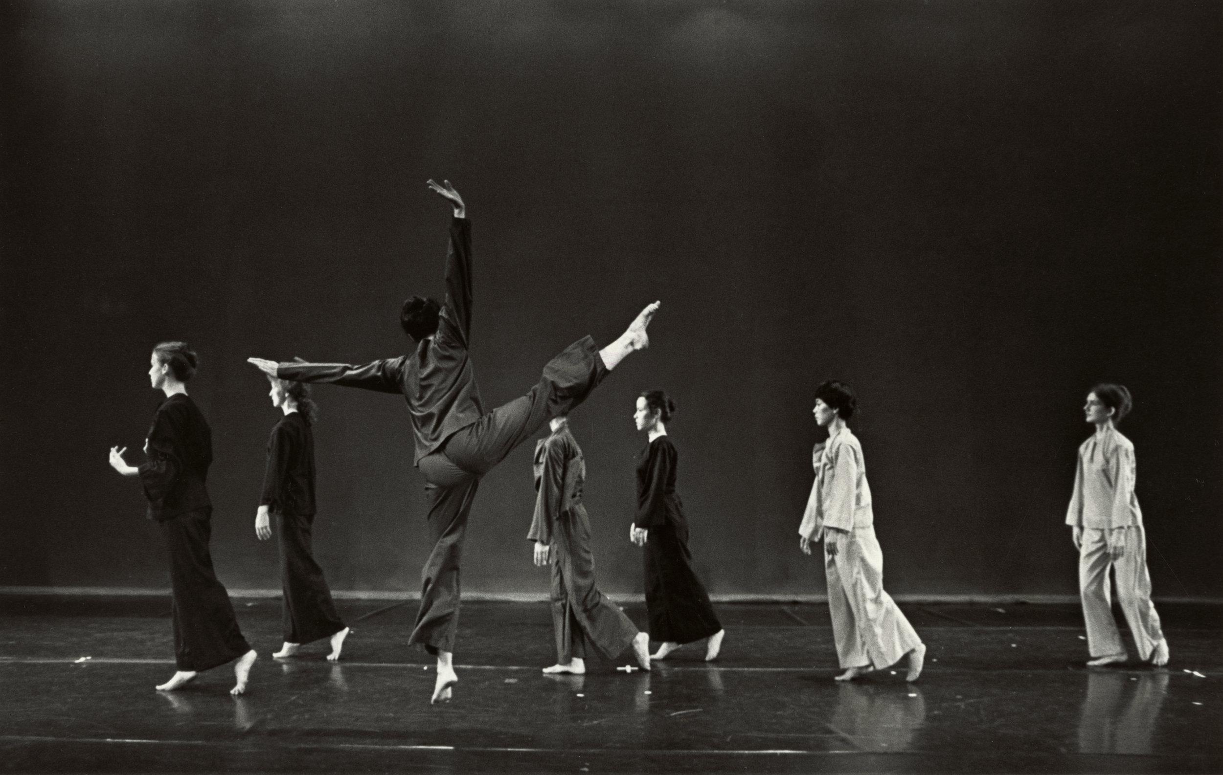 Seven Women  (1980)  Photo Credit:  Johan Elbers
