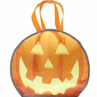 FREE reflective treat bag for the first 50 children! -