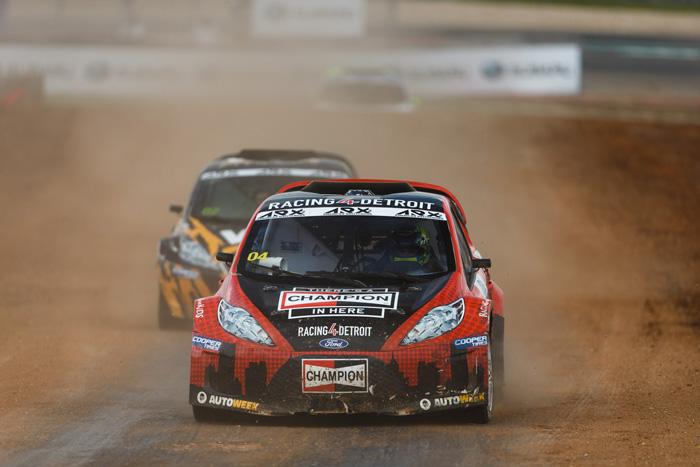 Photo credit: Americas Rallycross