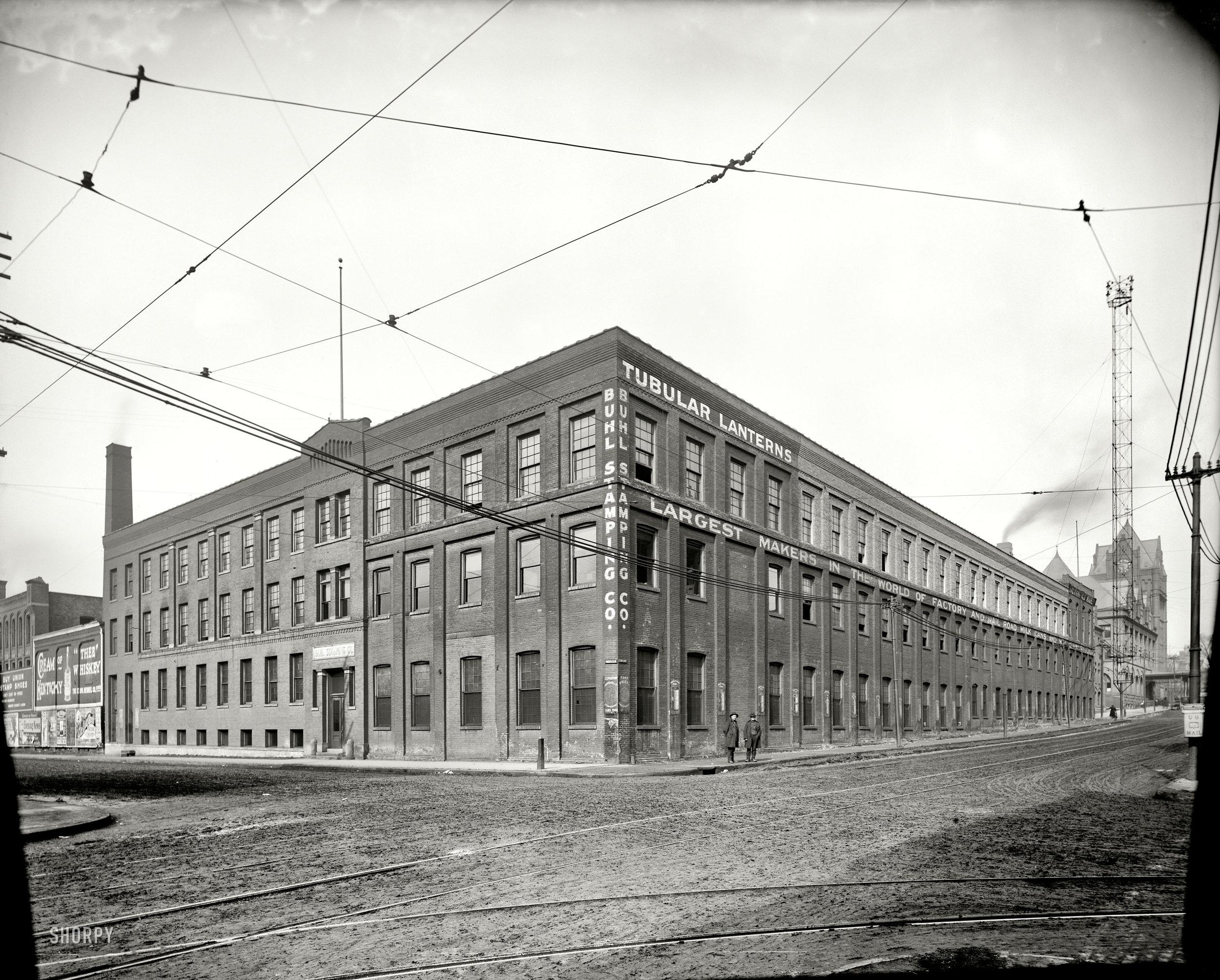 Courtesy of Detroit Publishing Company via Library of Congress