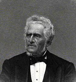 1848 - Frederick Buhl serves as Mayor of Detroit
