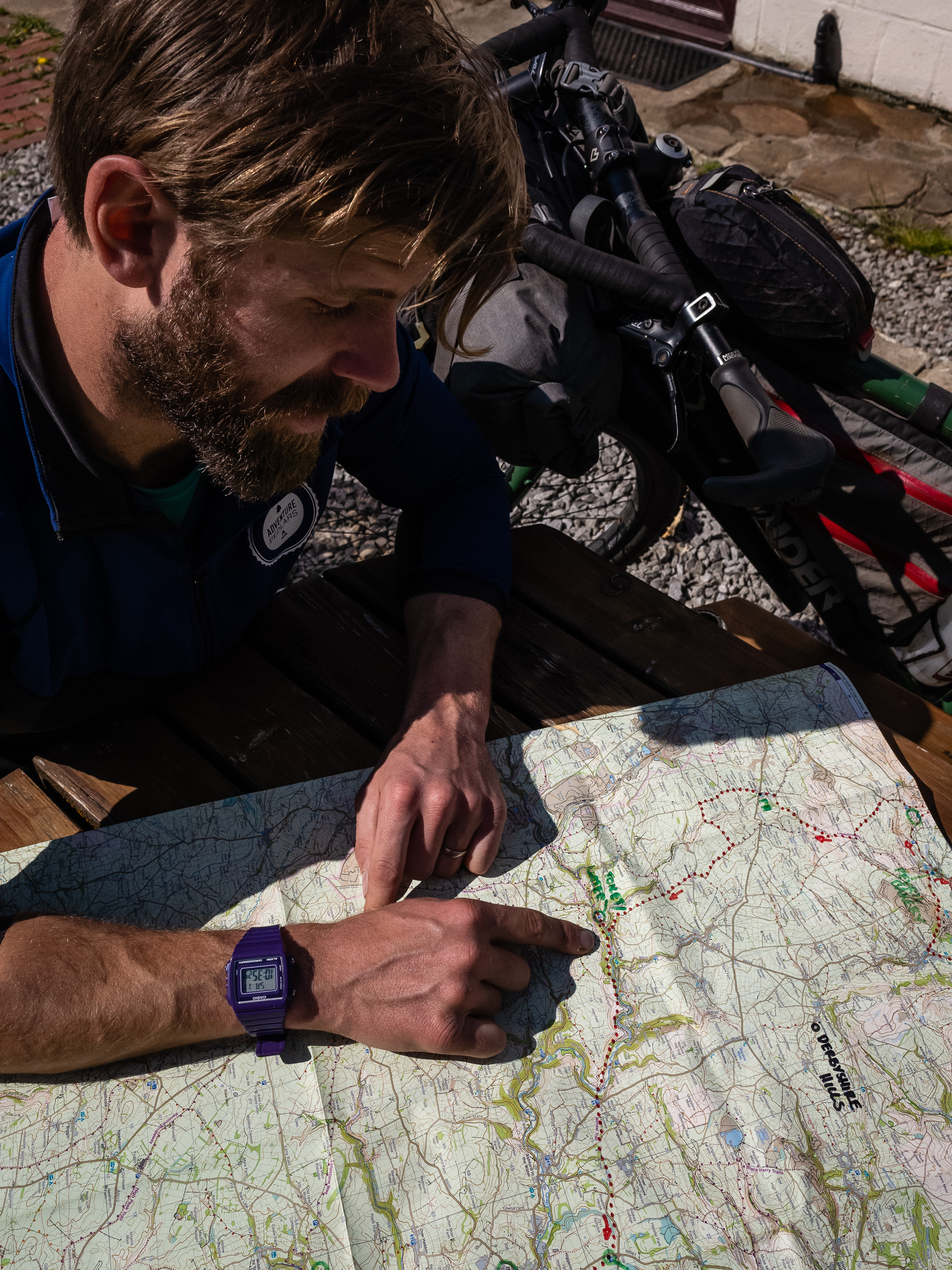 Planning the best routes