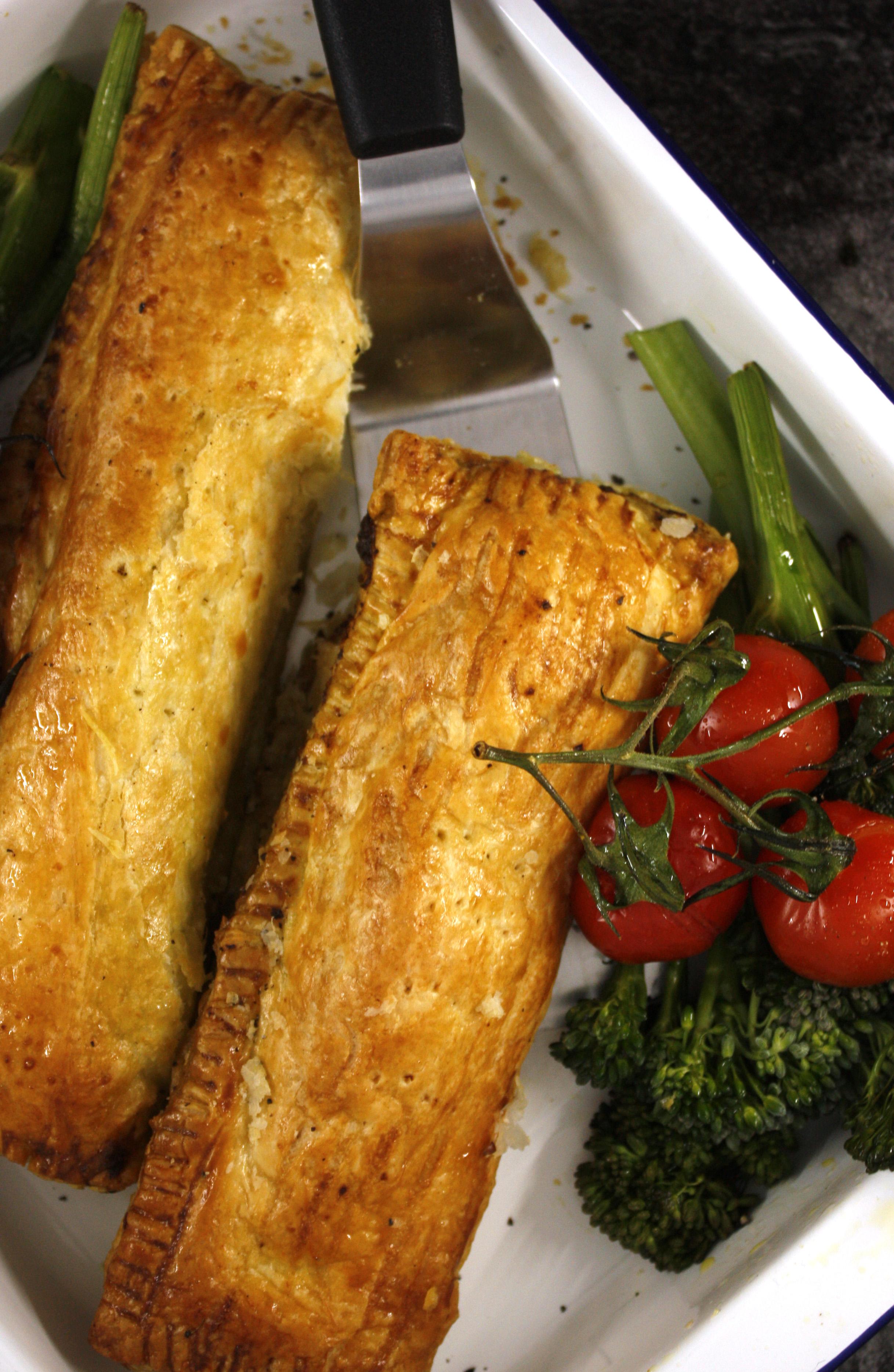 salmon encroute