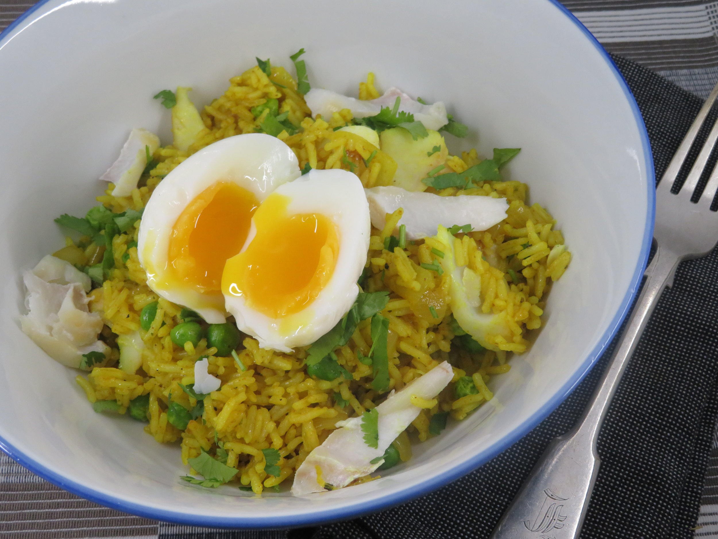 Kedgeree one