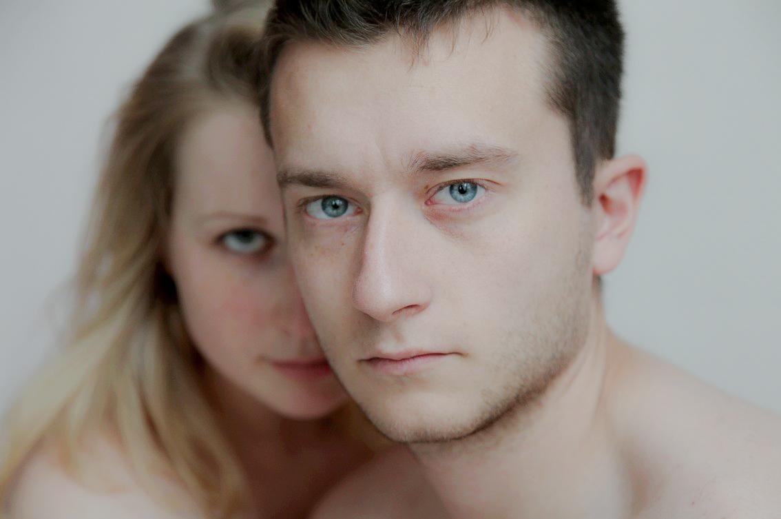 couple portrait intime