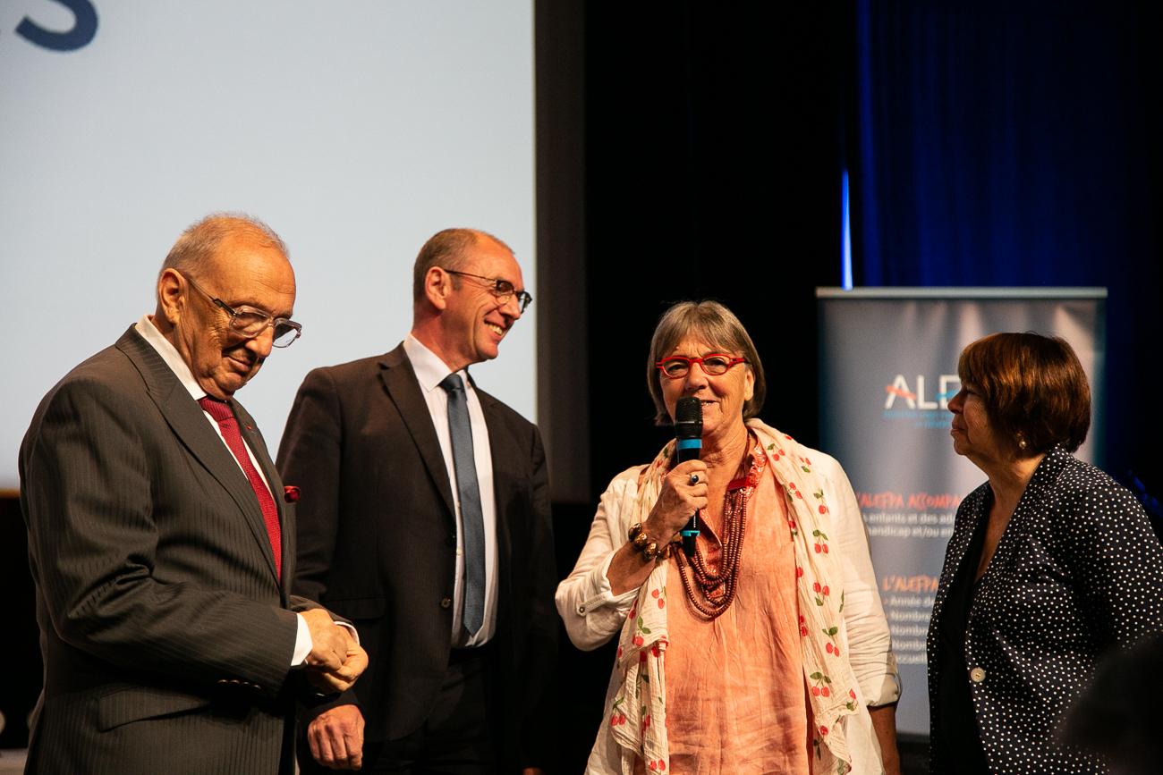 michel caron, président de l'alefpa récompensé - photoreportage assemblée générale de l'ALEPA.jpg