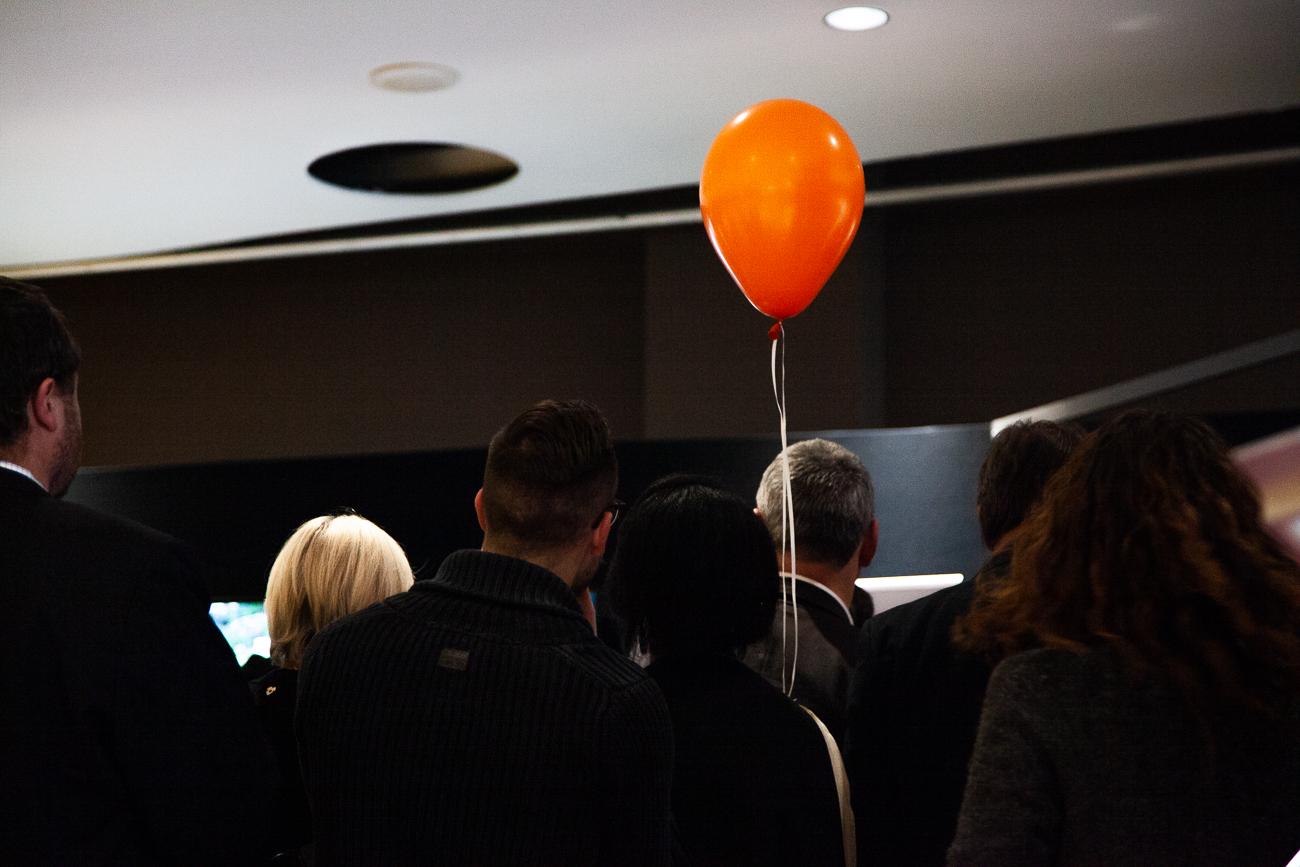 ballon orange - photoreportage pour gan patrimoine, convention nationale 2018 au grand palais de lille.jpg