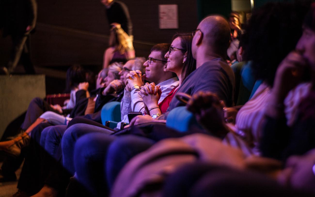 public attentif dans l'auditorium -photoreportage remise des diplômes université lille 1.jpg