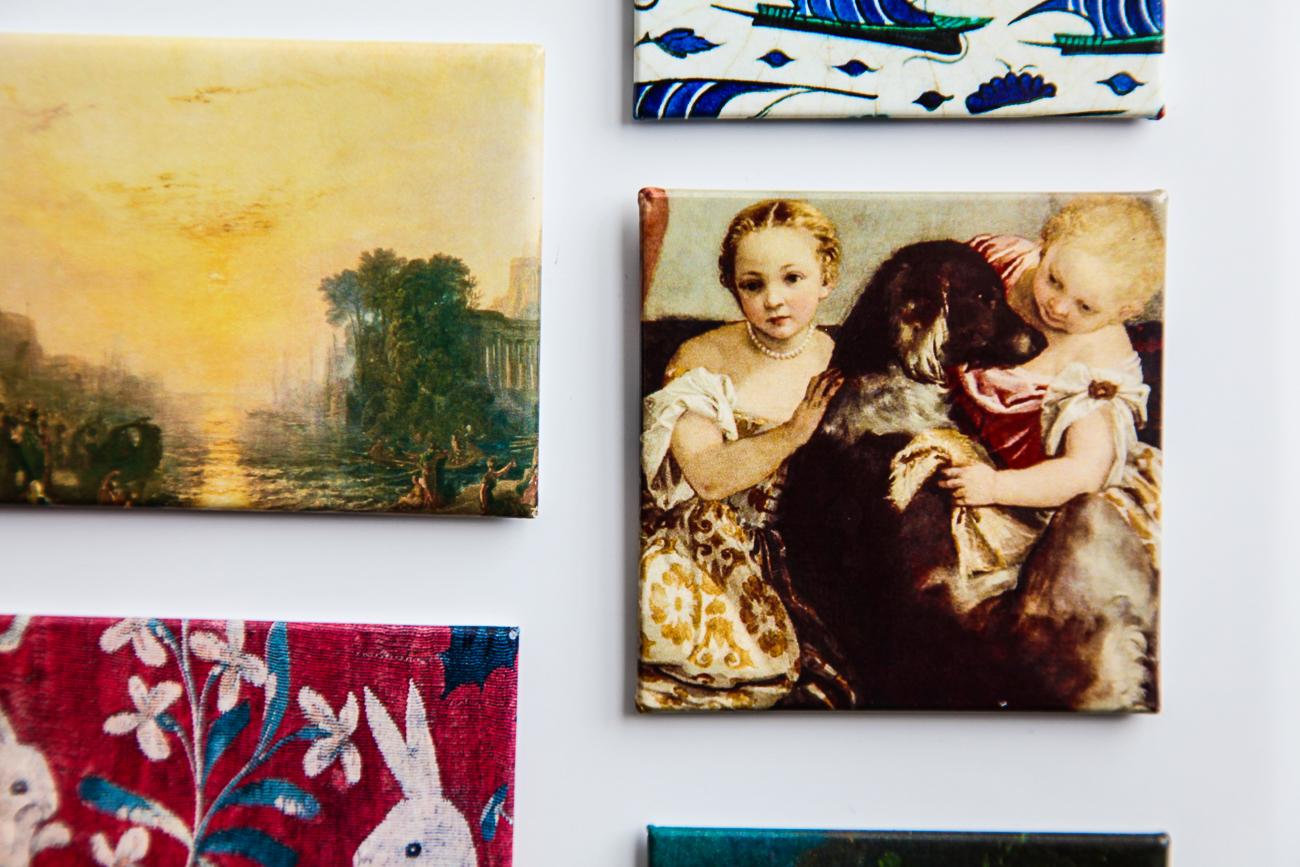 magnets sur le frigo II - photo couleur fineart projet photo choses à soi - série benoit renaud - de rêvelise rohart.jpg