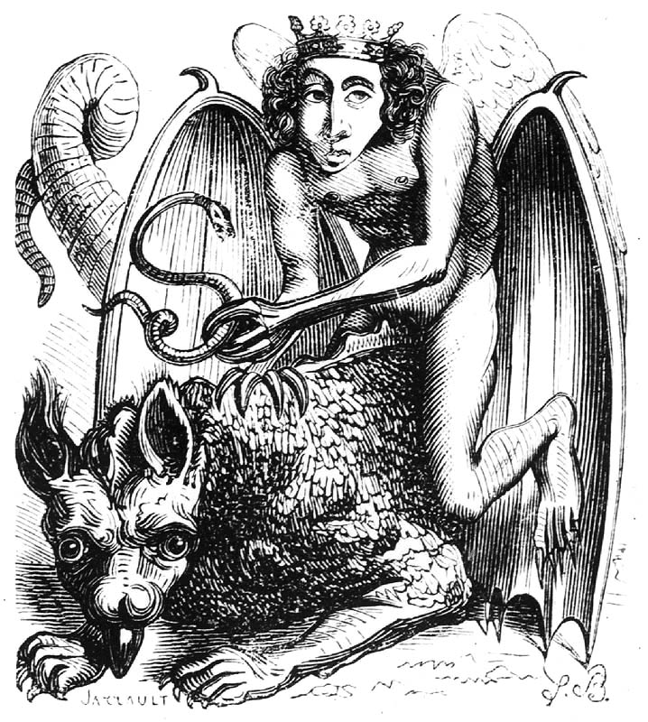 Astaroth, prince of Hell