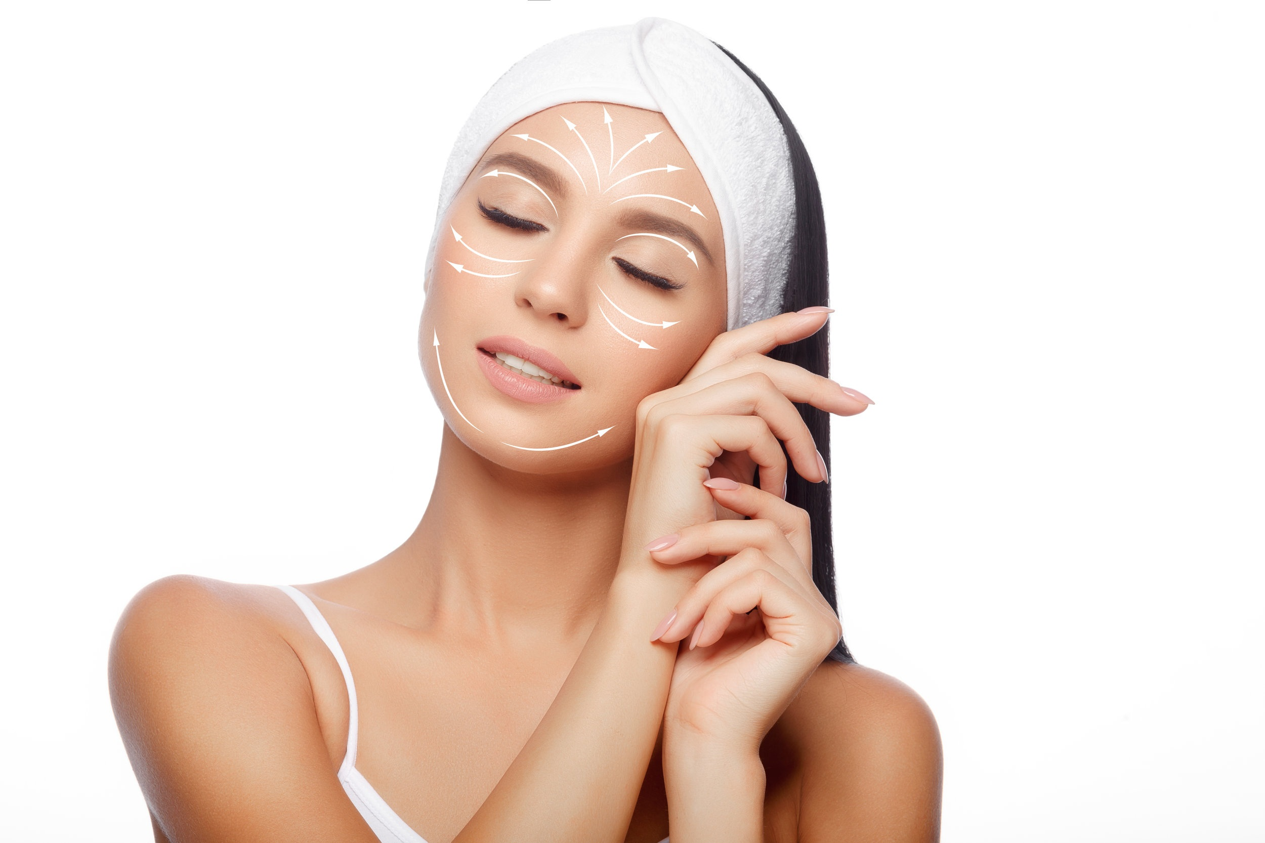 Pro-Ageing Facial Massage - Pro-ageing massage will stimulate your muscles helping to lift and tone whilst draining lymphatic fluid reducing puffiness in your face