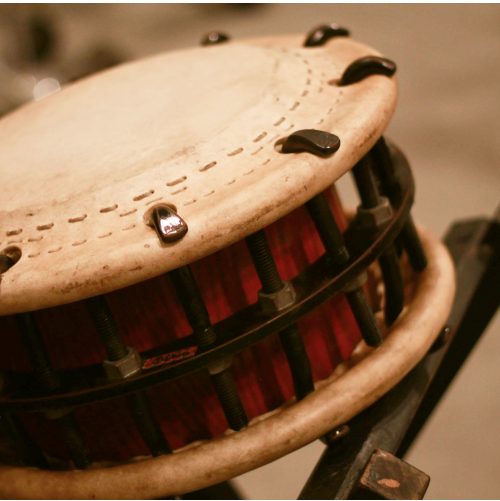 taiko - Develop the sense of rhythmImprove physical form and relieve stressOvercome the fear of performing