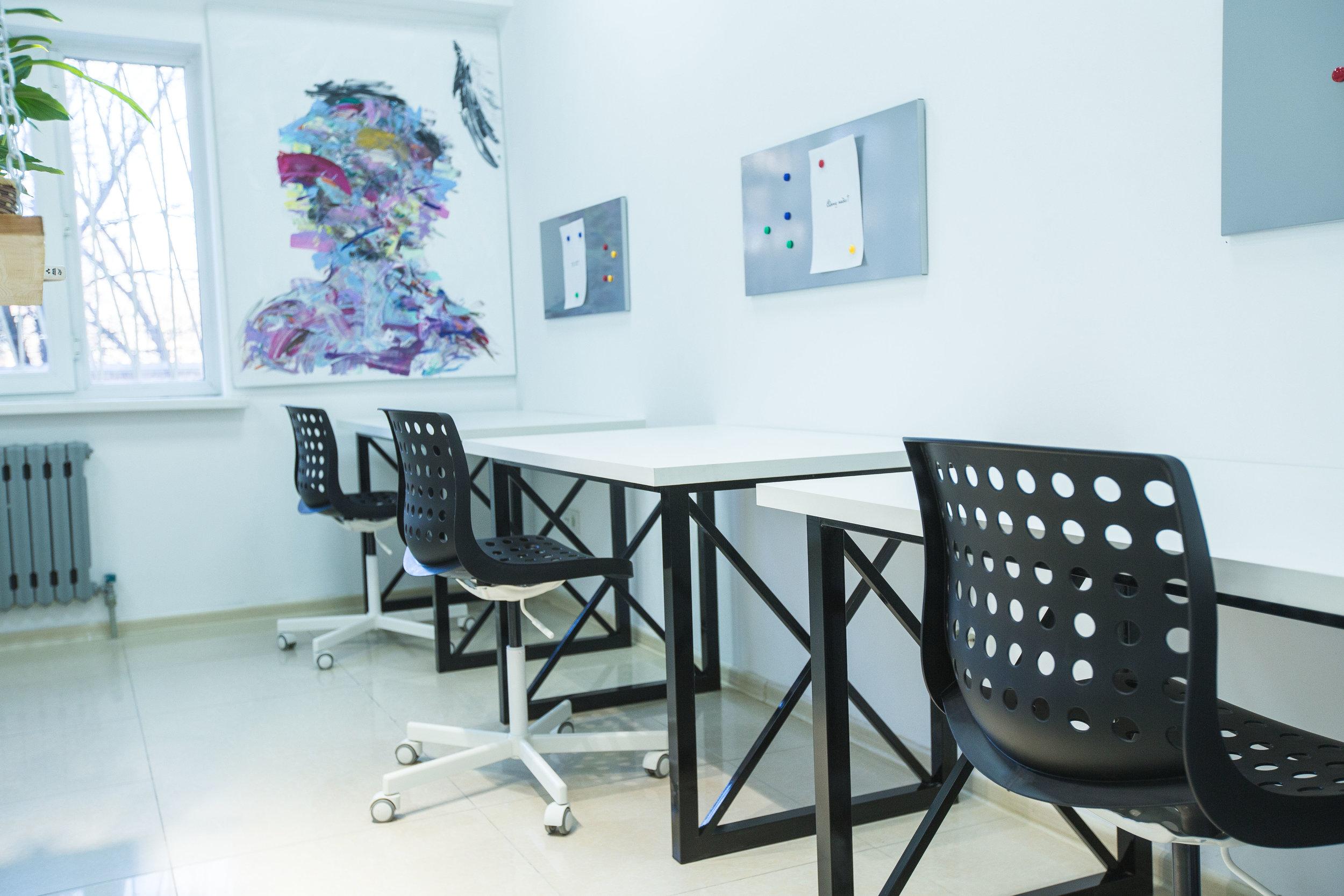Арендуй не просто офис! А креативную рабочую атмосферу для своей команды. - Открытые рабочие пространства - как отдельный вид искусства.
